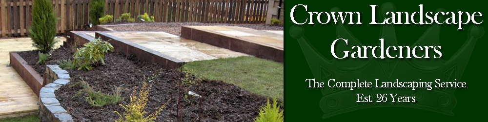 crown landscape gardeners